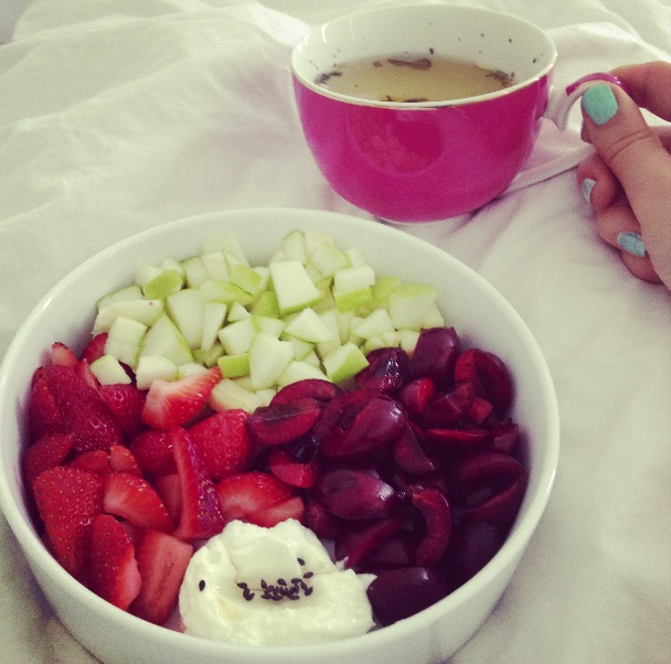 Summer Fruit Breakfast