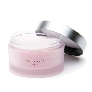 2. Clarify & tone with Arcona Cranberry Toner Triad Pads