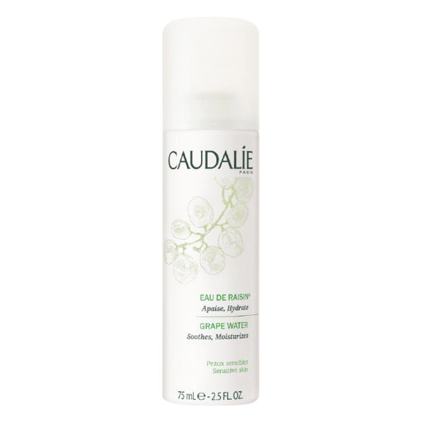 5. Stay refreshed with Caudalie Grape Water