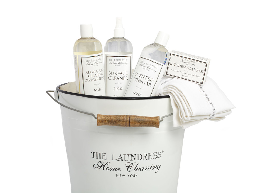 Photo via: The Laundress
