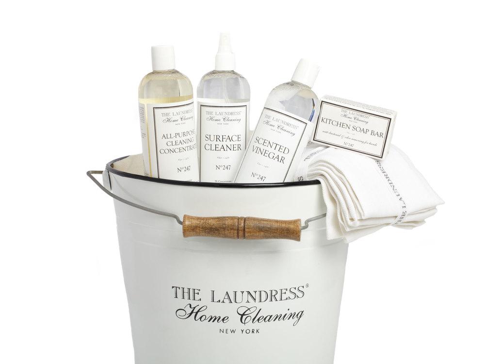 Photo via: The Laundress