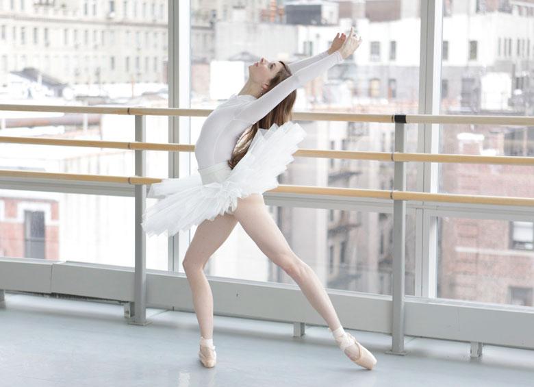 Photo via: Ballet Beautiful