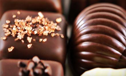 Photo via: Hagensborg Chocolates