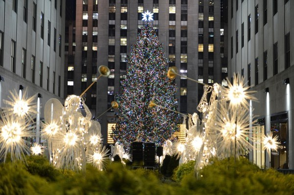 Photo via: Rockefeller Centre