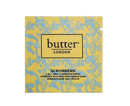 Butter London 2-in-1 Scrubbers Nail Prep & Remover Pads