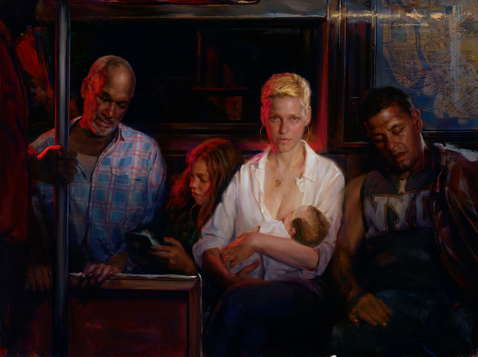 Ricky_Mujica_MotherCourage_oil_48x36_2015 (1).jpg