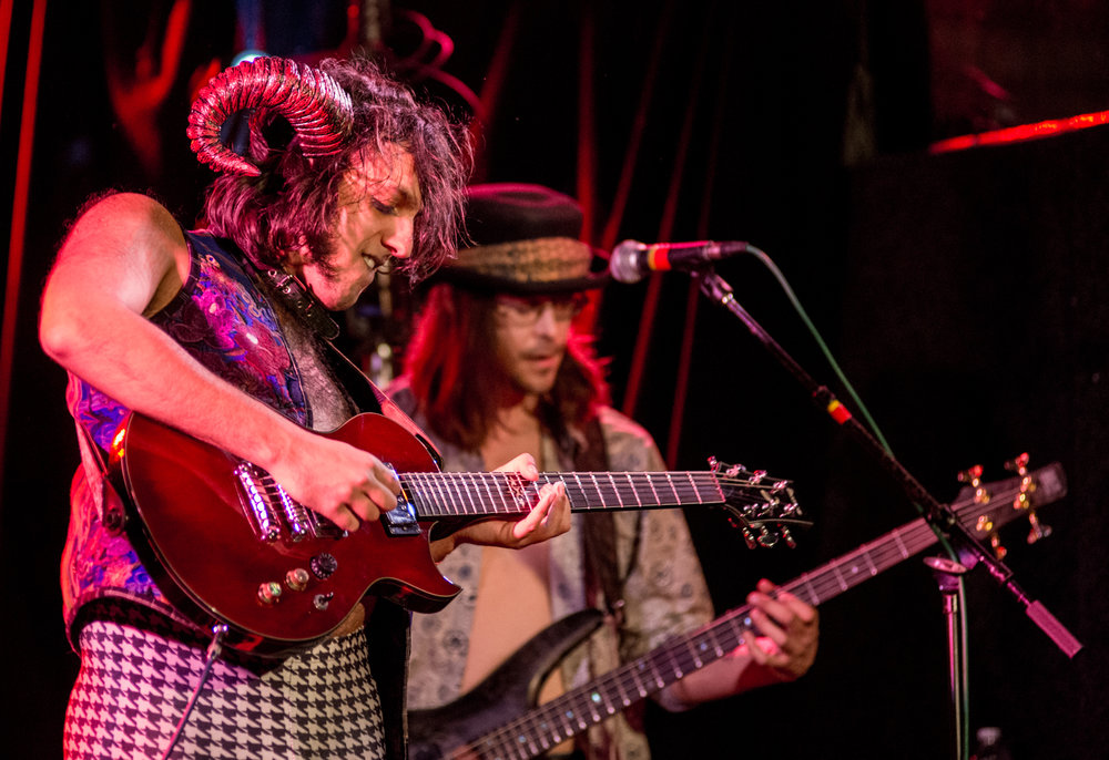 Wynton Huddle and Jason Shearer of Medusa's Disco