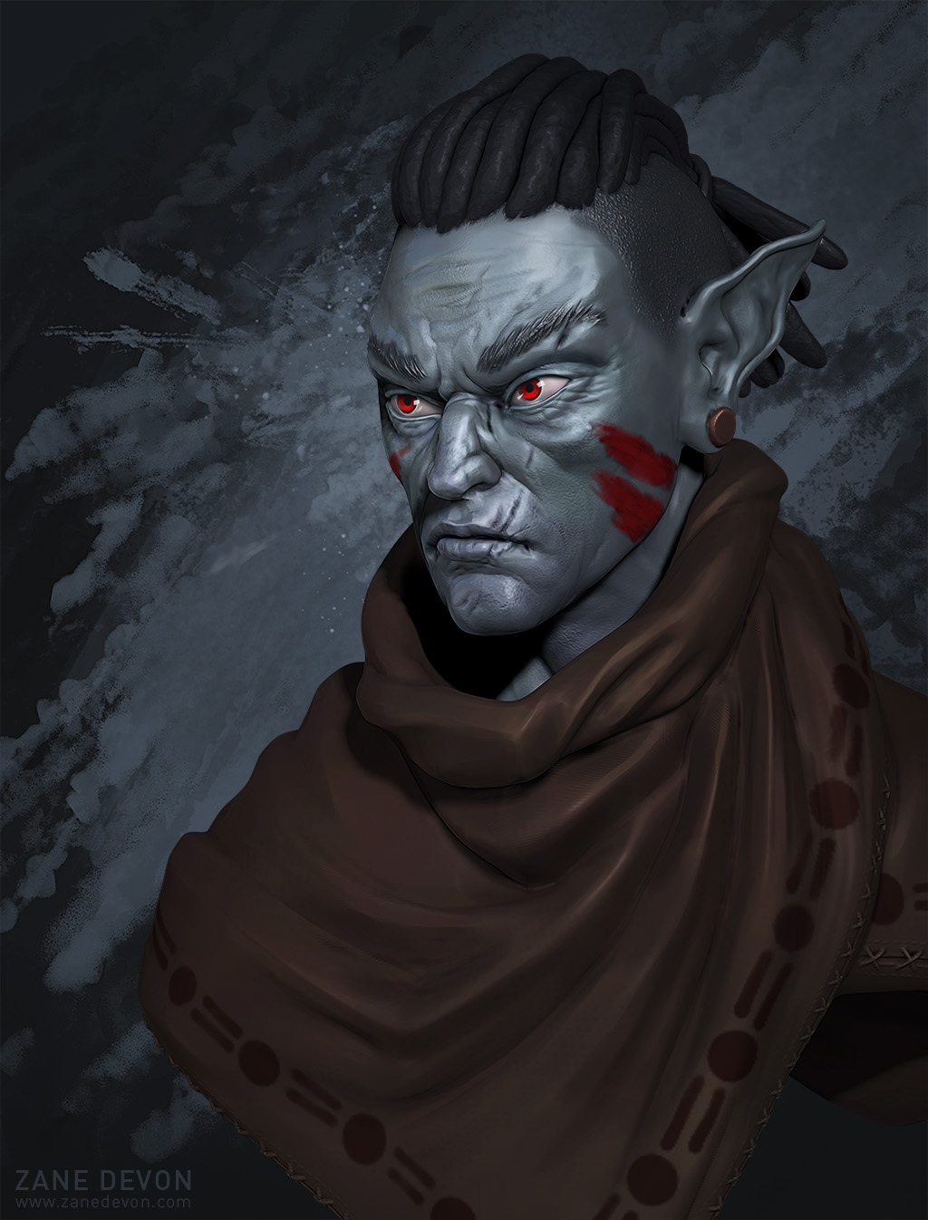 Dunmer Warrior