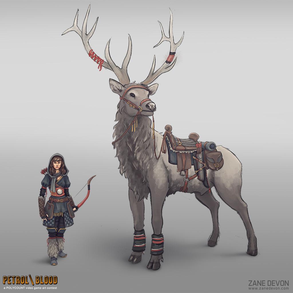 elk_ranger_steed