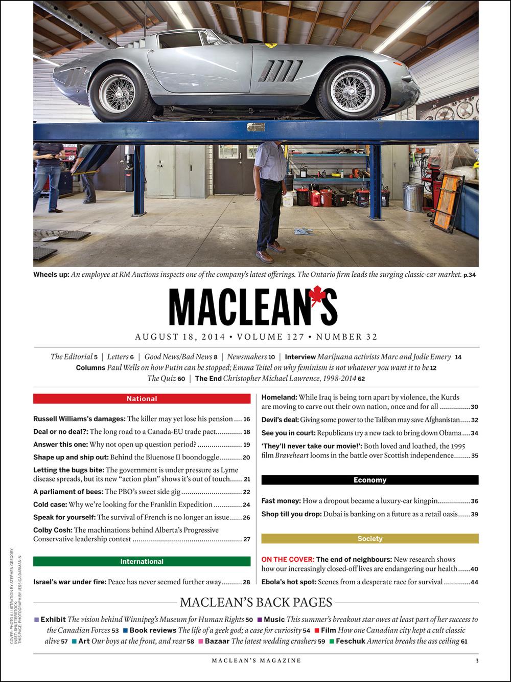 Maclean's magazine