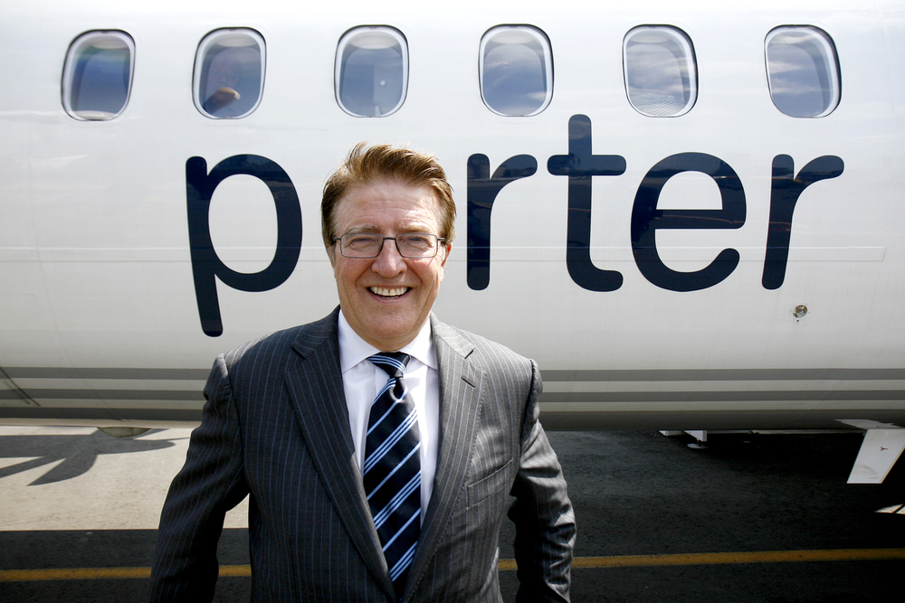 Robert Deluce, CEO, Porter Airlines