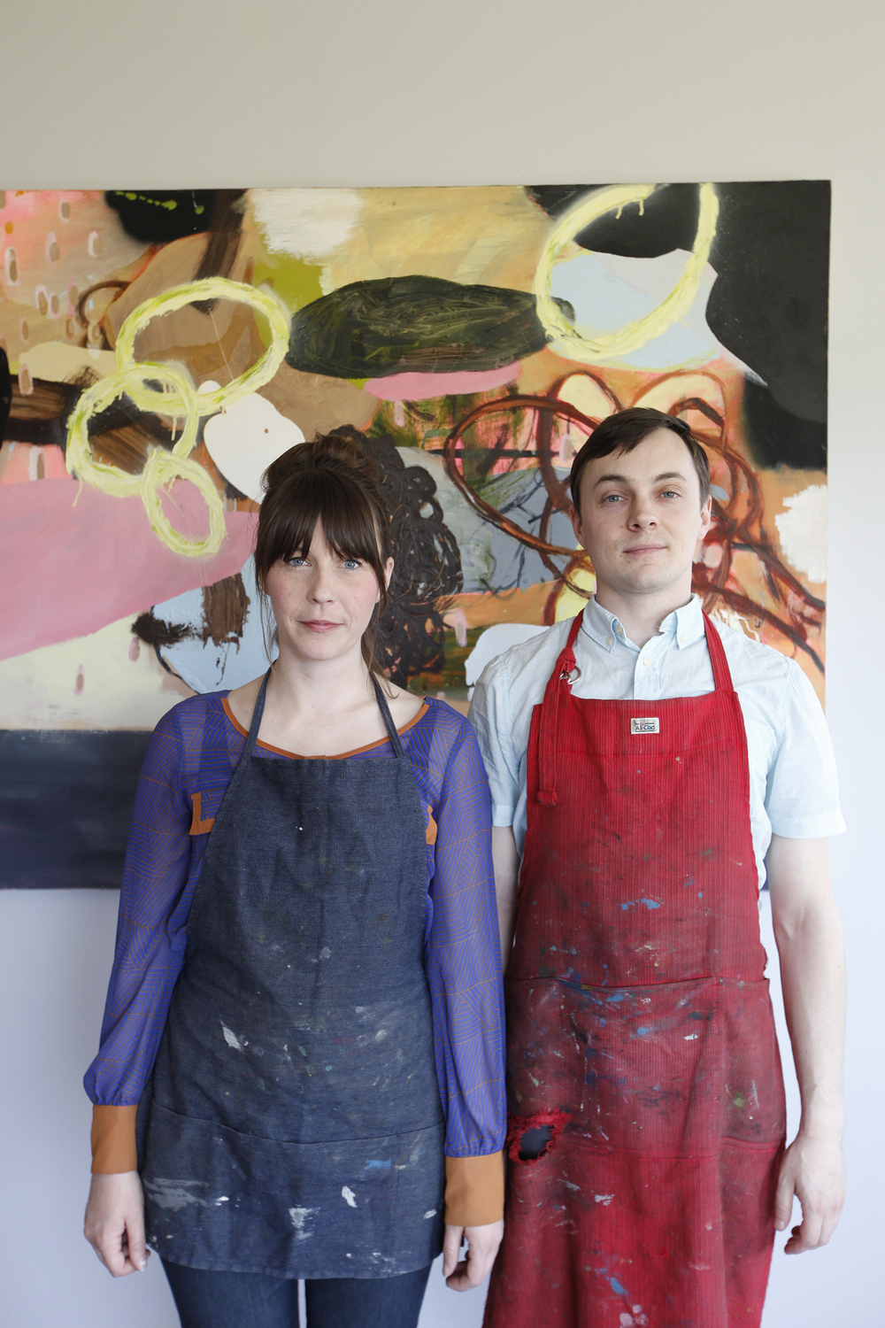 Chrissy Poitras and Kyle Topping, Spark Box Studio