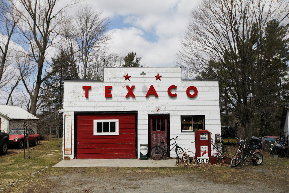 Texaco Station, Cherry Valley