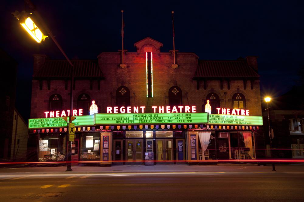 Regent Theatre, Picton