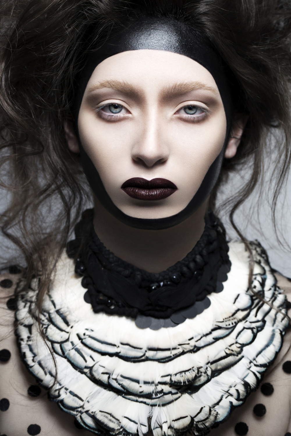 Face2Face Beauty Editorial WINNER Alana Mevissen