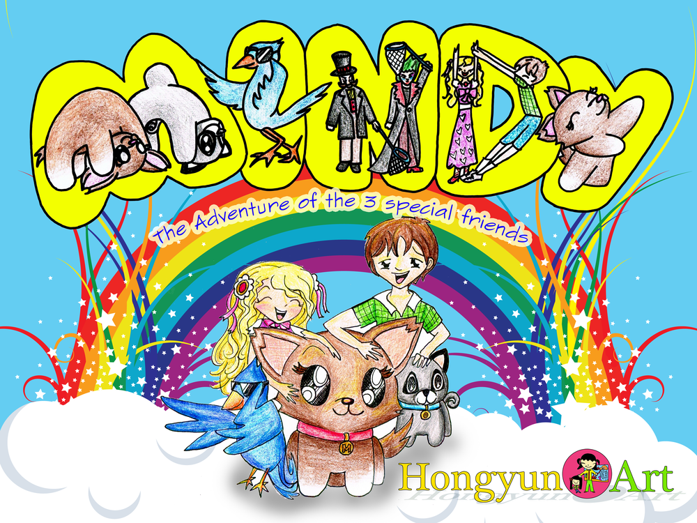 Mindy-Story - Front Cover.png