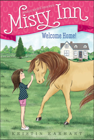Welcome Home - In this first book of a chapter book series inspired by Marguerite Henry's Misty of Chincoteague, siblings Willa and Ben Dunlap begin their new life on Chincoteague Island.Ten-year-old Willa Dunlap and her eight-year-old brother Ben are new to Chincoteague Island, but it's a homecoming for their mother, who grew up there. Willa and Ben's parents are busy planning the opening of their bed and breakfast, which gives the kids free rein to explore the island. But with so many new people and places to get used to, will Chincoteague ever feel like home?