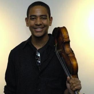 Josh Henderson — violin