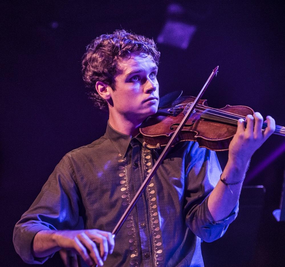 Finnegan Shanahan — violin