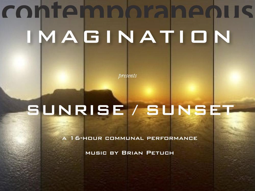 Sunrise : Sunset poster.jpg