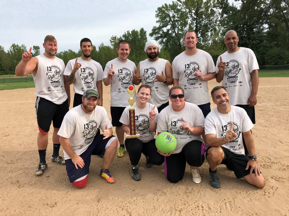 Trash Pandas: 2018 Tournament Champs!