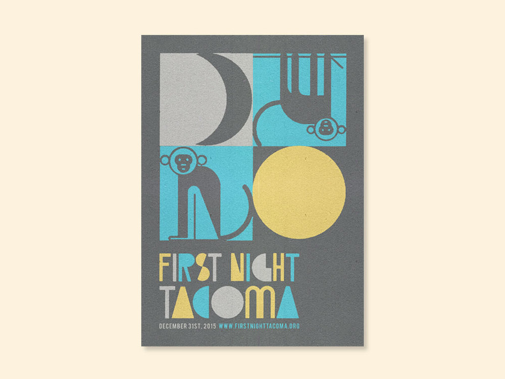 first night tacoma 2016 poster