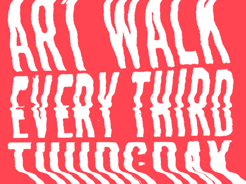 Tacoma Art Walk Poster Design