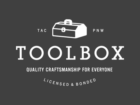 logo and branding for toolbox