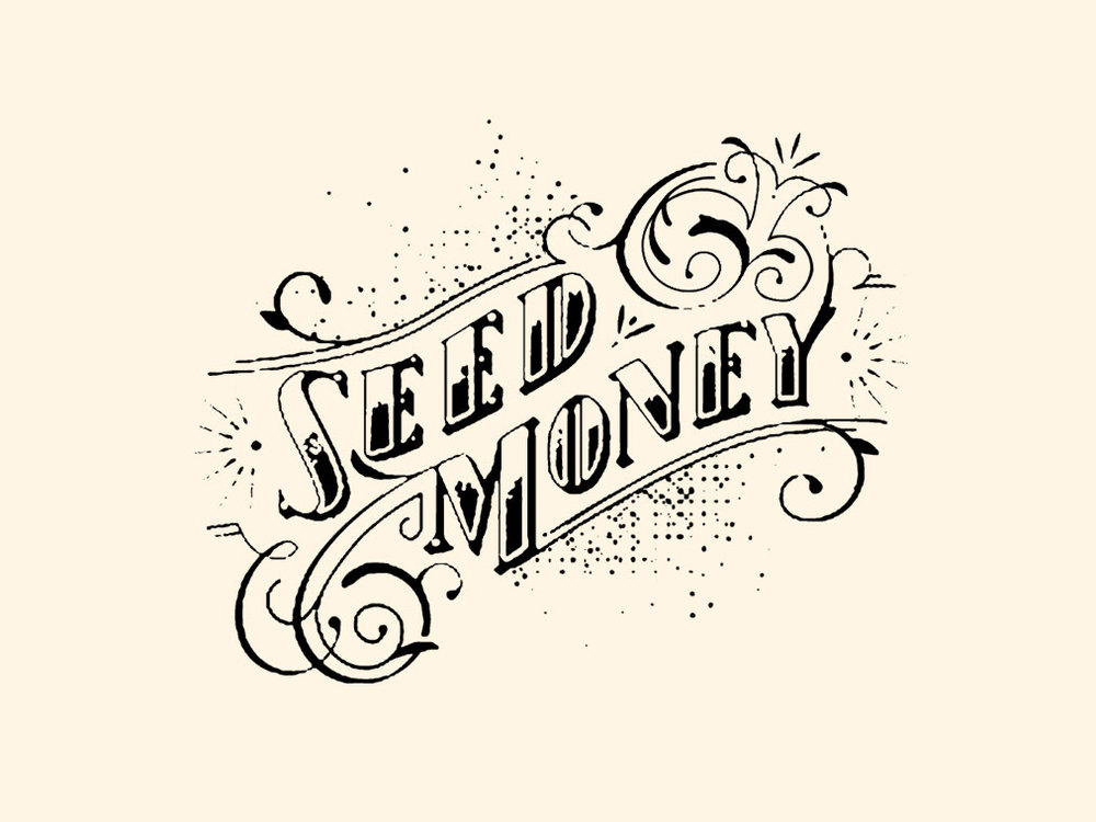logo & packaging for Seed Money