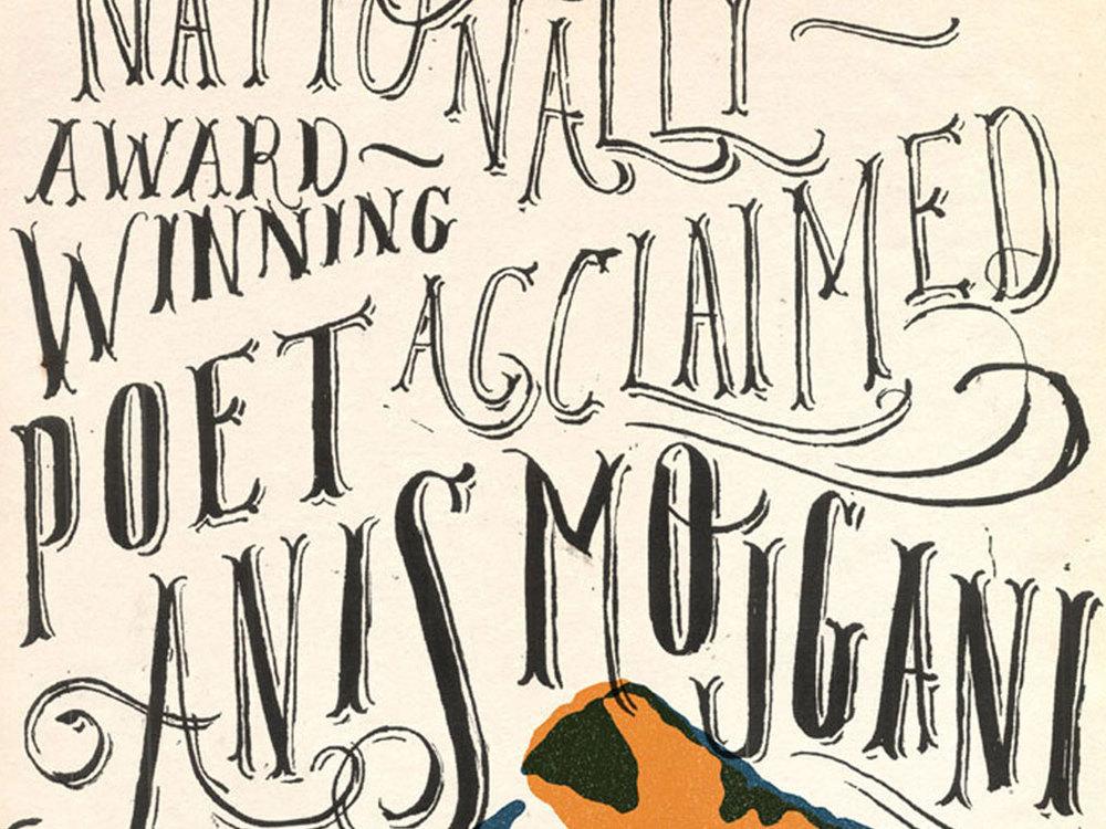 poster design, lettering, illustration