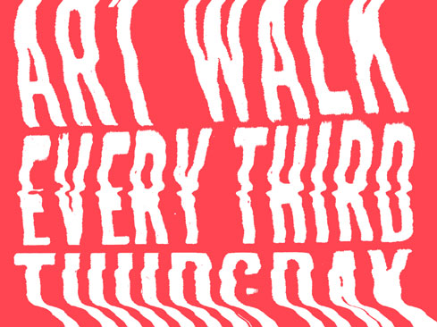 poster design tacoma art walk