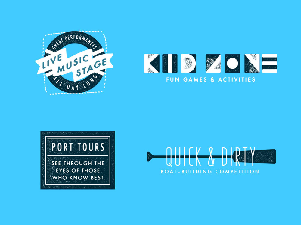typography tacoma maritime fest 2015