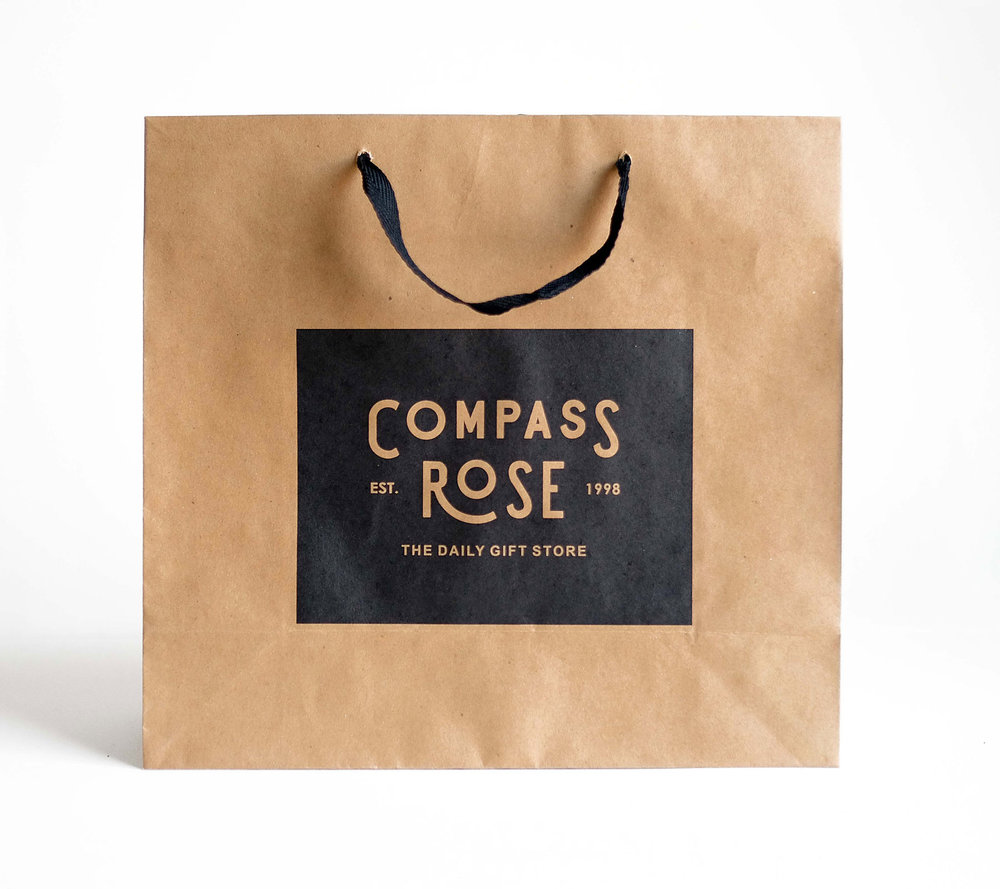 packaging for compass rose