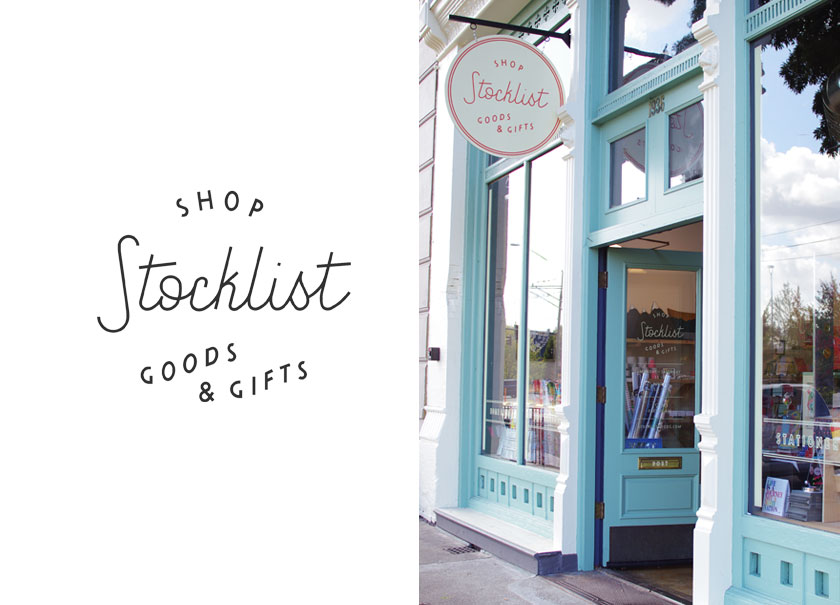 Stocklist Goods & Gifts logo