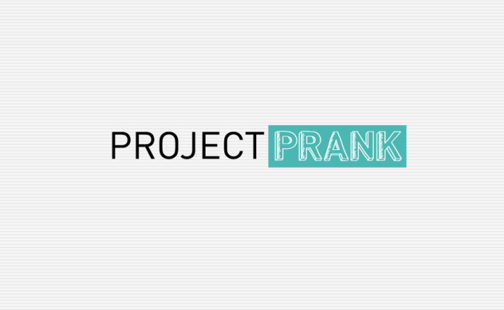 PROJECT PRANK  Product Manager, DoSomething.org    Project Prank is a robocall experience DoSomething.org users can use to prank their friends. A mobile acquisition tool, it pushes users to a cause related content based on their call selection.