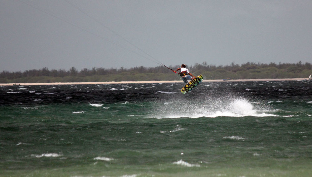 FISHERMANS COVE Kitesurfing trips in India