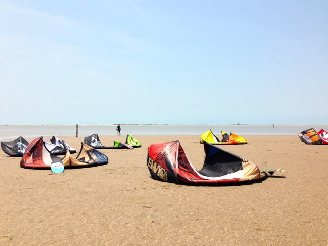 KITESURFING EQUIPMENT RENTALS IN INDIA