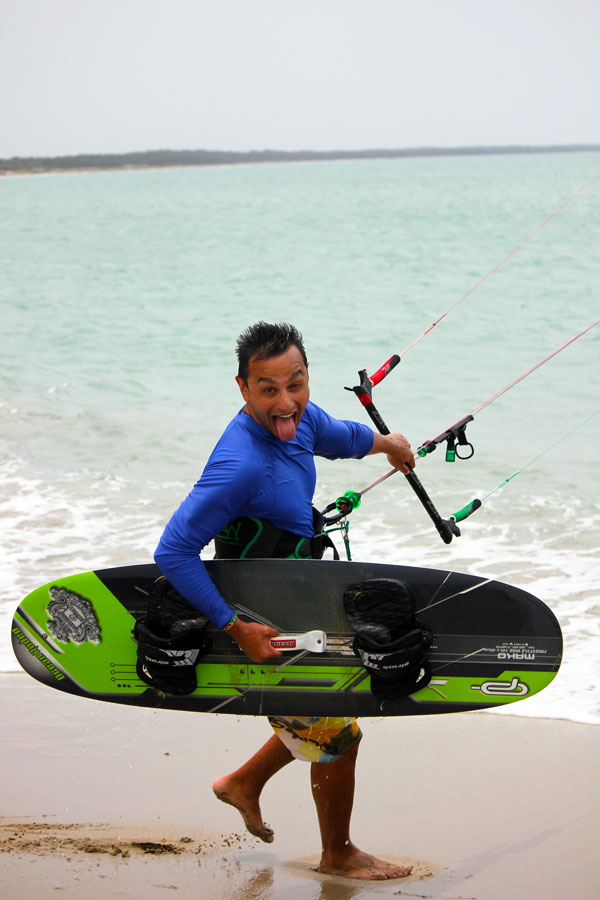 Come join the Kitesurfing Holiday!
