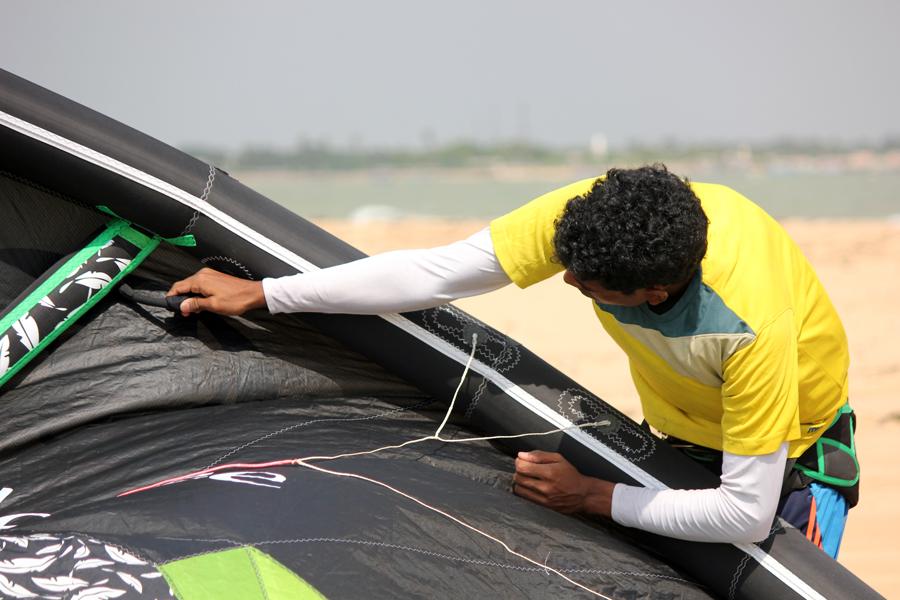 Best kitesurfing spots in India