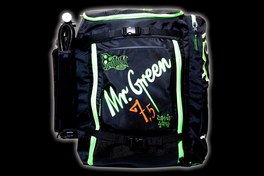MR. GREEN 7.5m