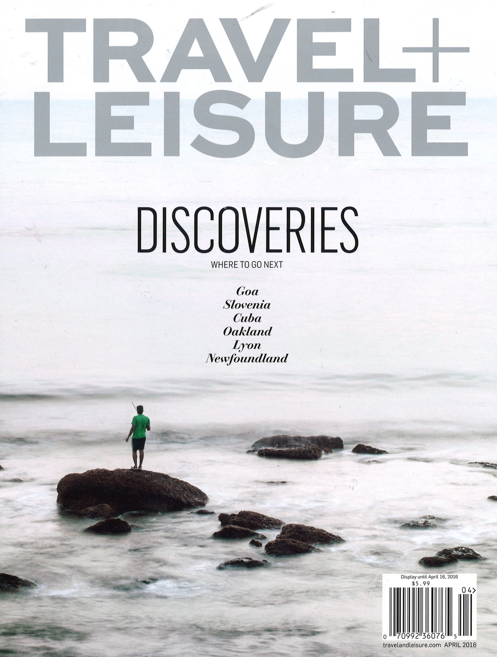 Travel + Leisure - April 2016 - Cover.jpg