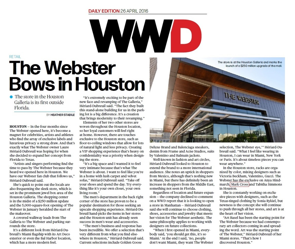 WWD Daily Digital - The Webster Bows in Houston - 4.26.16.jpg