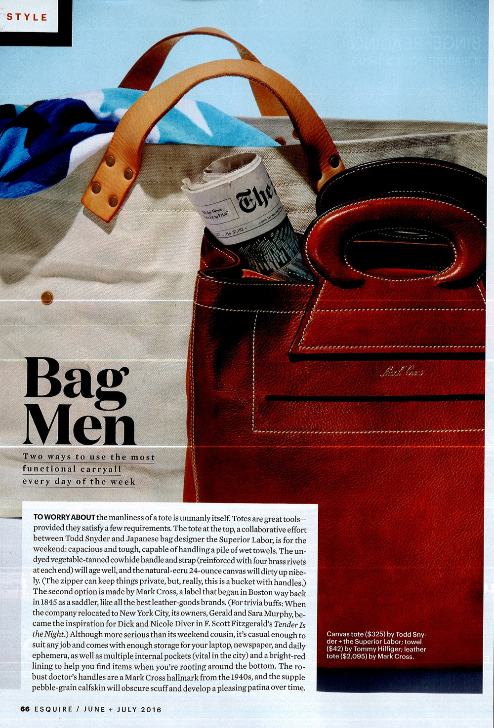 Esquire - June July 2016 - Placement Page 66.jpg