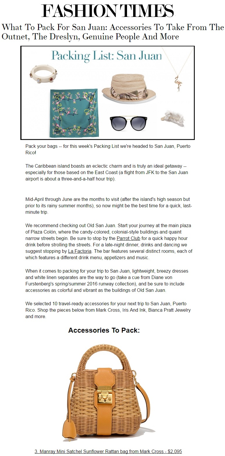 Fashion Times.com - What to Pack For San Juan - 6.9.16.jpg