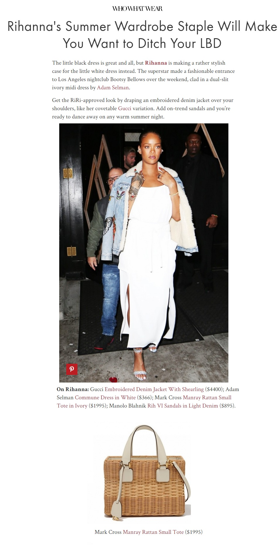 Who What Wear.com - Rihanna's Summer Wardrobe Staple Will Make You Want to Ditch Your LBD - 6.14.16.jpg