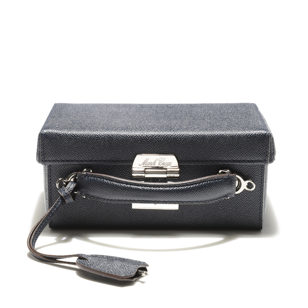 Grace Small Box - Navy