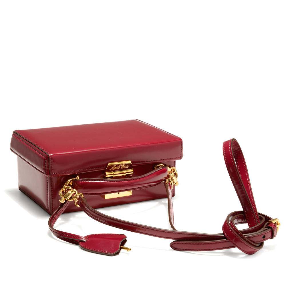 Grace Small Box - Plum