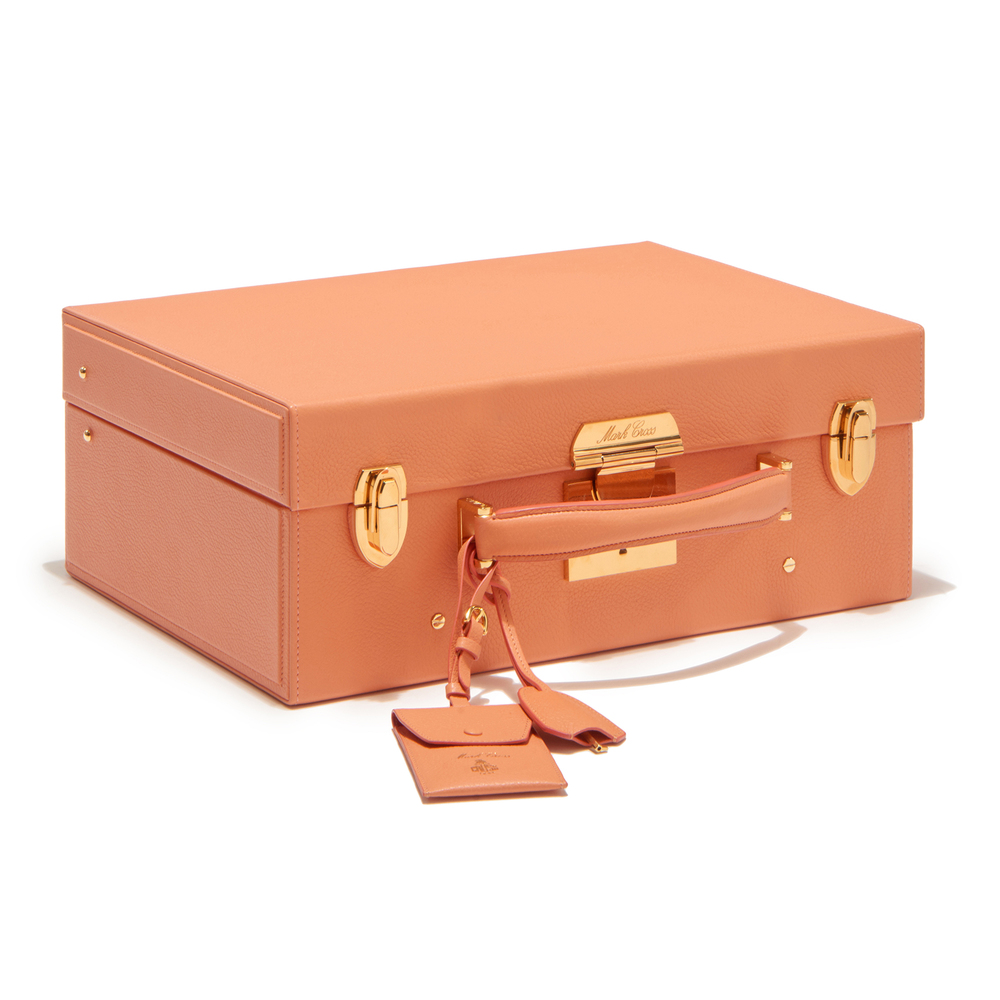 Grace Trunk 40cm - Peach