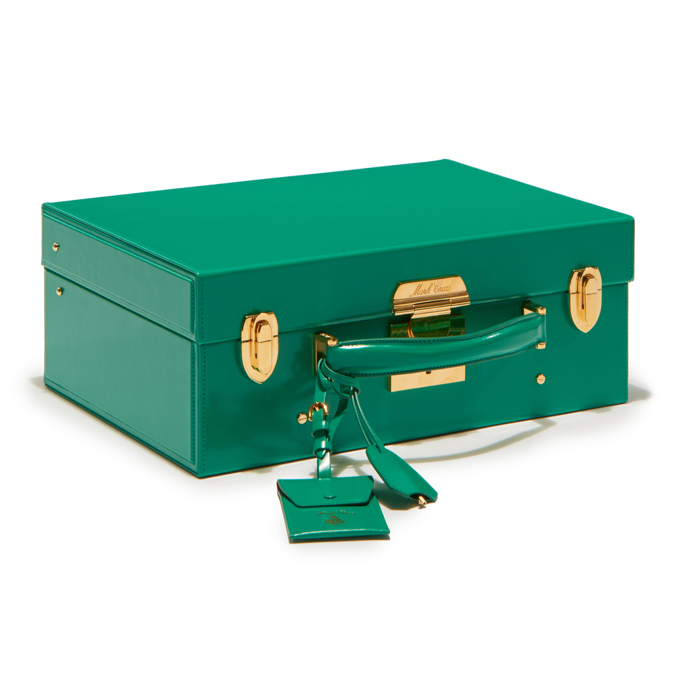 Grace Trunk 40cm - Grass Green