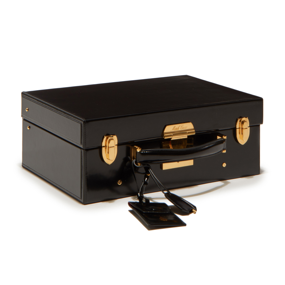 Grace Trunk 40cm - Black